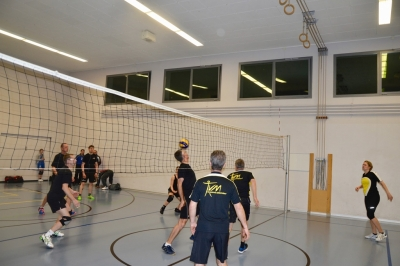 Volleyball Abendturnier 2018