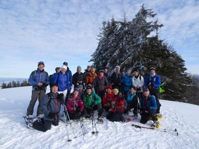 Schneeschuhtour 2019